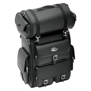 Saddlemen EX2200 Deluxe Express Sissy Bar Bag