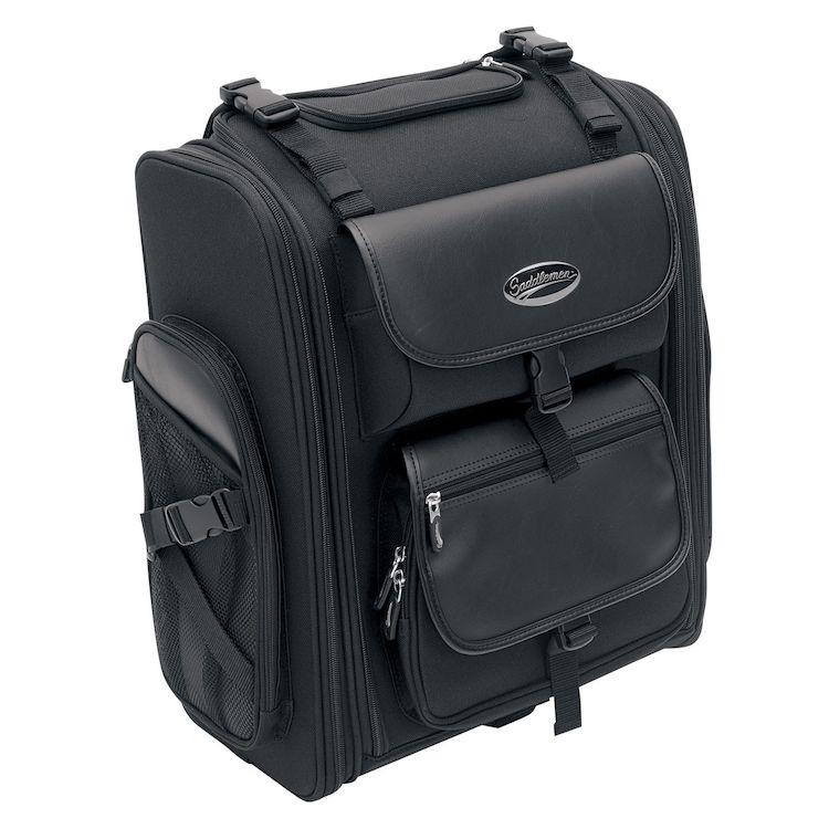 Saddlemen S2200E Expandable Sissy Bar Bag