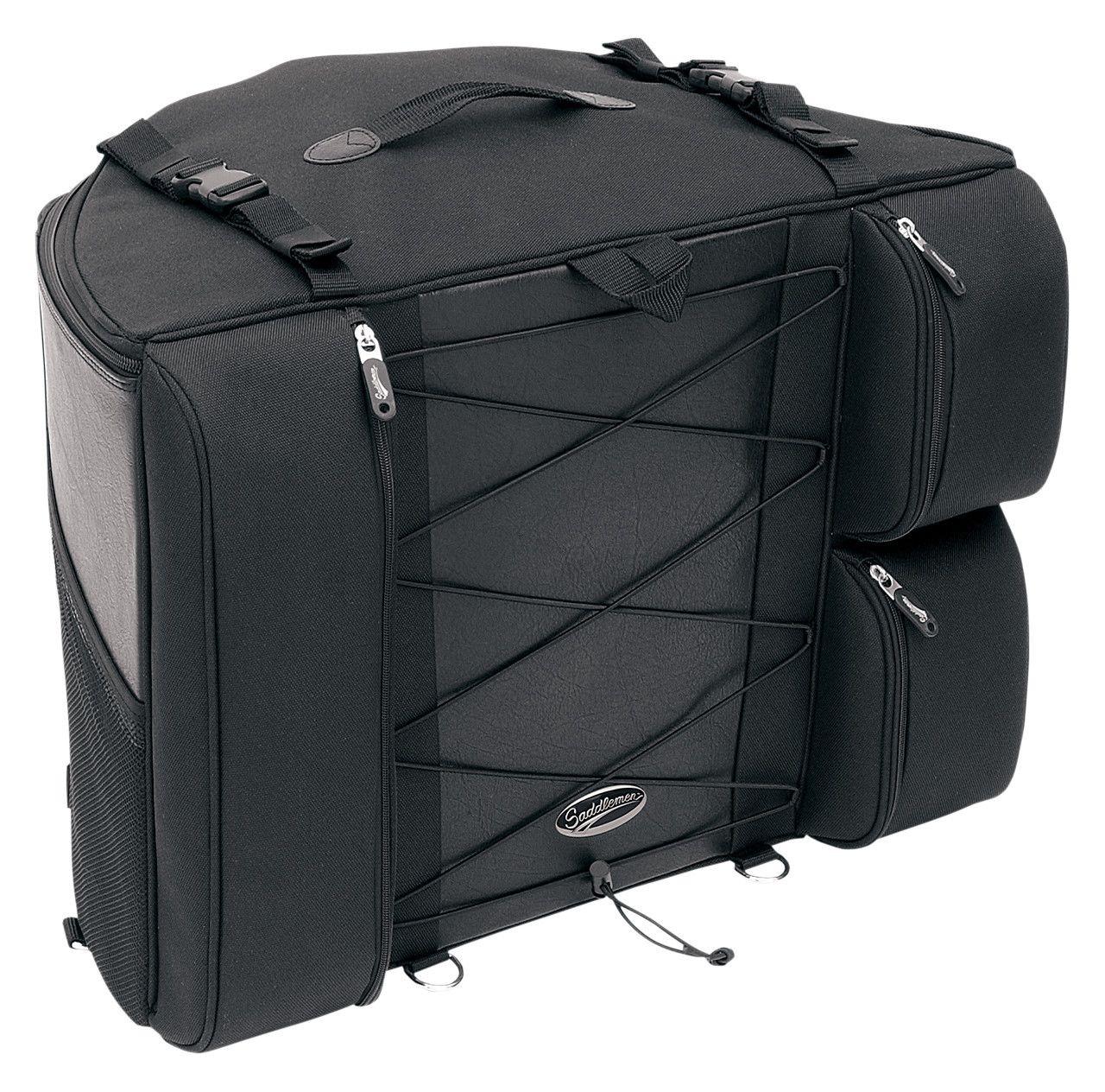 Saddlemen br dresser back seat bag revzilla