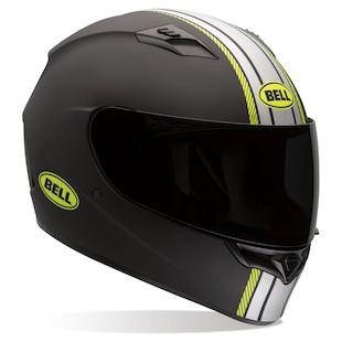 Bell Qualifier Hi-Vis Rally Helmet