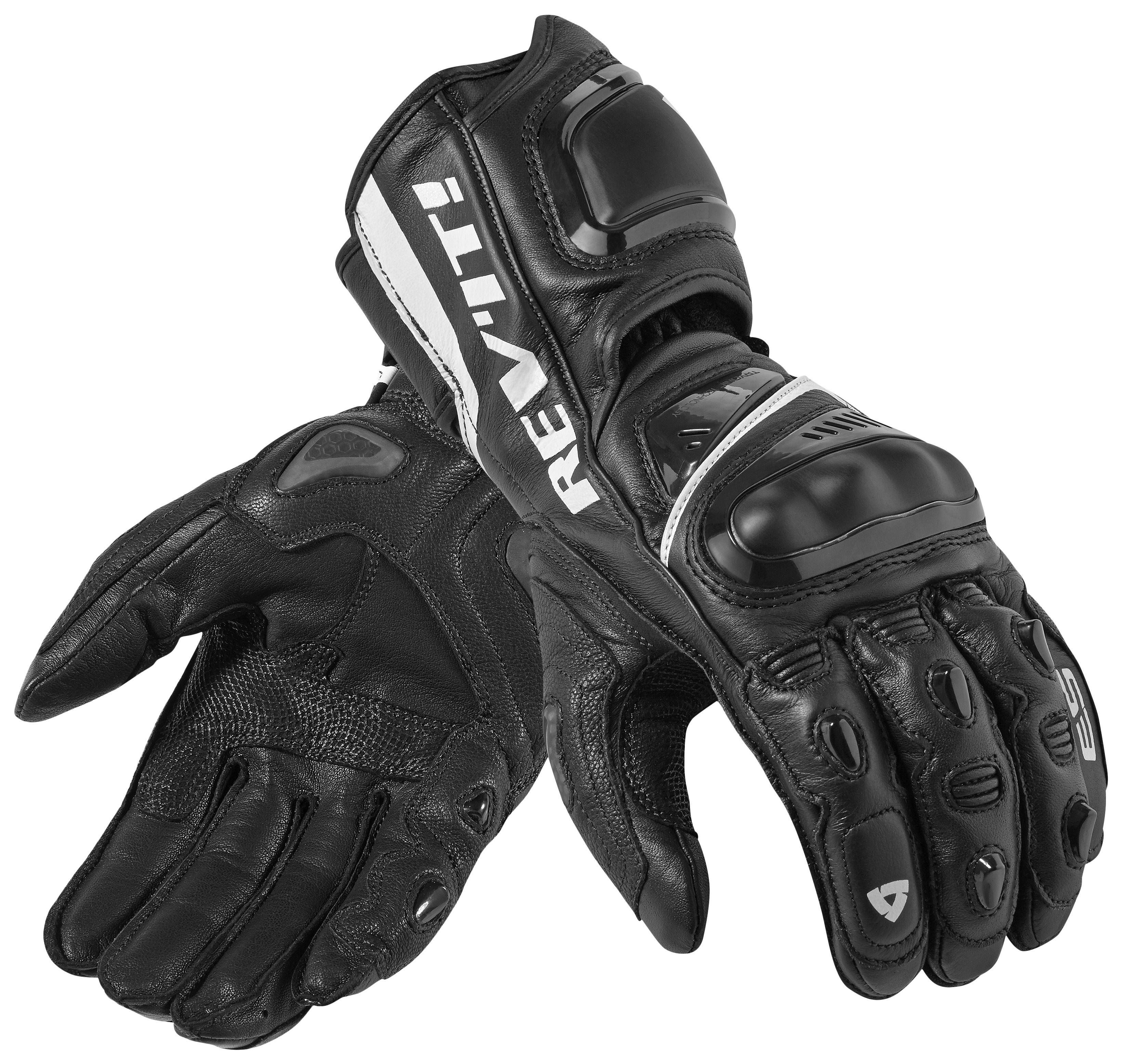 Motorcycle gloves double cuff - Jerez Pro Gloves Revzilla