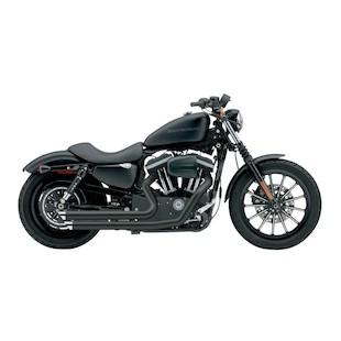 Cobra Speedster Slashdown Exhaust For Harley Sportster 2007-2013