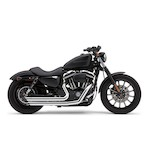 "Cobra Speedster Slashdown 2.5"" Exhaust For Harley Sportster 2004-2006"