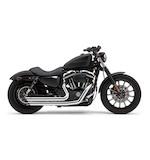 Cobra Speedster Slashdown Exhaust For Harley Sportster 2004-2006