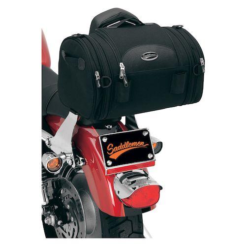 Saddlemen R1300LXE Deluxe Roll Bag - RevZilla