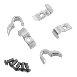 Joker Machine Billet G Cable Clamps