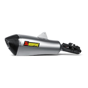 Akrapovic Slip-On Exhaust BMW R1200RT 2014-2015