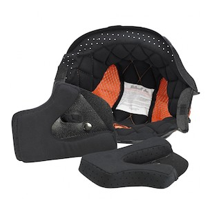 Biltwell Gringo Helmet Liner / Cheek Pads