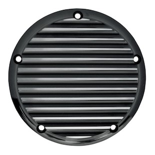 Joker Machine Finned Derby Cover For Harley Big Twin 1999-2016