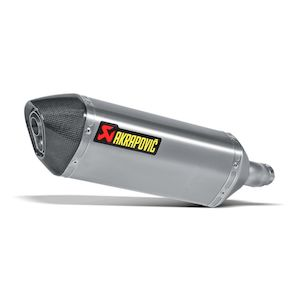 Akrapovic Slip-On Exhaust Kawasaki Ninja 250R 2008-2013