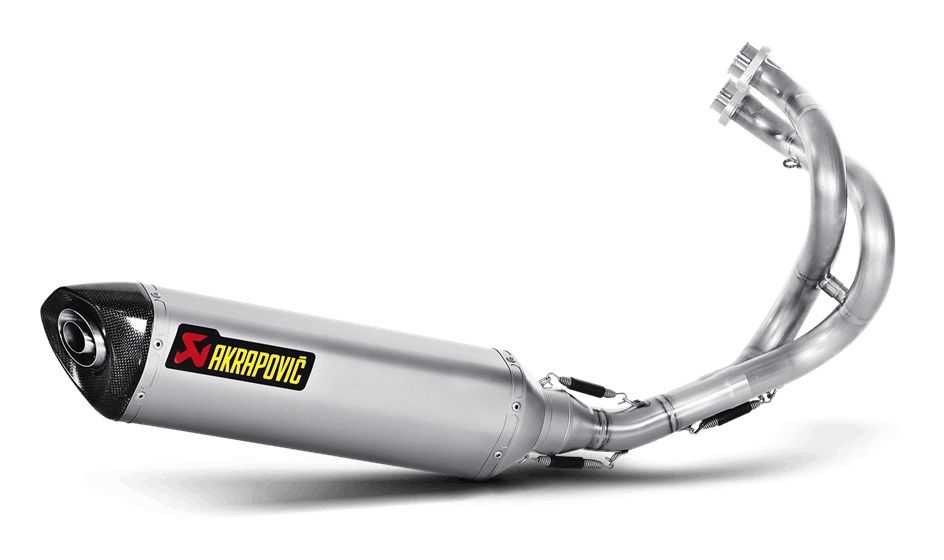 Akrapovic Racing Exhaust System Kawasaki Ninja 650 / ER6n | 10% ($90 50)  Off!