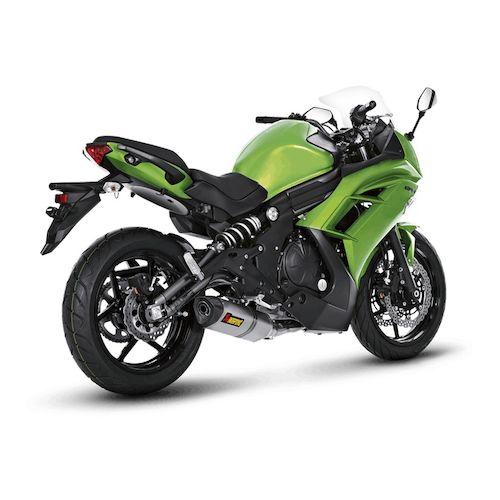Akrapovic Racing Exhaust System Kawasaki Ninja