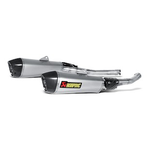 Akrapovic Slip-On Exhaust Kawasaki ZX14R 2012-2014