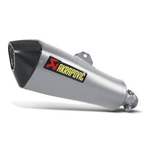 Akrapovic Slip-On Exhaust BMW K1300S / R 2009-2014
