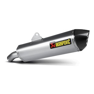Akrapovic Slip-On Exhaust BMW F800R / F800GT