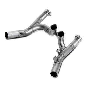 Akrapovic Linkage Pipe Yamaha V-Max 2009-2015