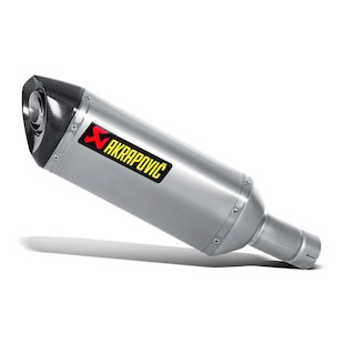Akrapovic Slip-On Exhaust Suzuki GSXR 1000 2012-2016