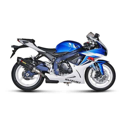akrapovic slip on exhaust suzuki gsxr 600 gsxr 750 2011. Black Bedroom Furniture Sets. Home Design Ideas