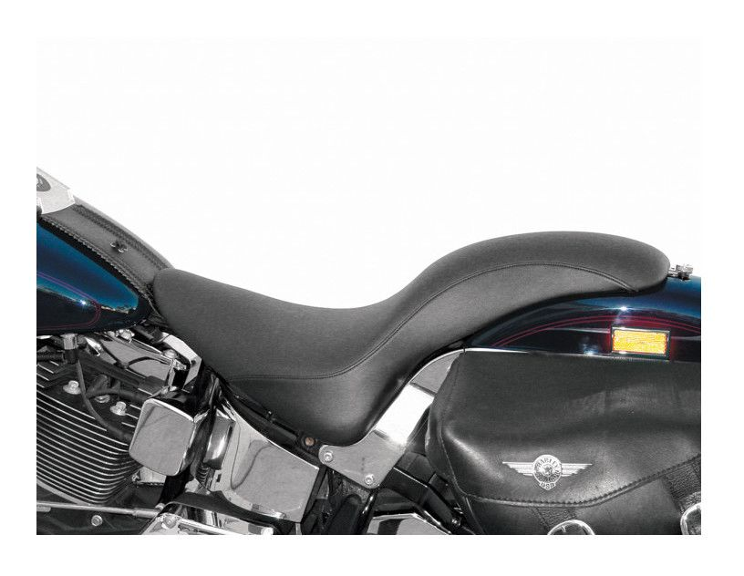 Danny Gray Short Hop 2-Up Seat For Harley Softail 2000-2007 | 10% ($40 99)  Off!