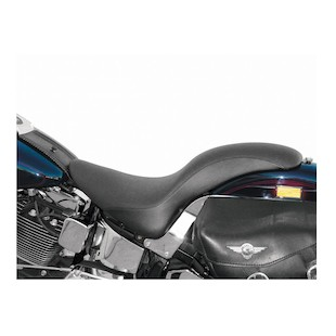 Danny Gray Short Hop 2-Up Seat For Harley Softail 2000-2007
