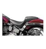 Danny Gray Short Hop 2-Up XL Seat For Harley Softail 2000-2007