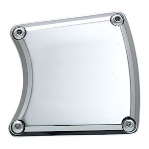 Joker Machine Smooth Inspection Cover For Harley Touring 1985-2006