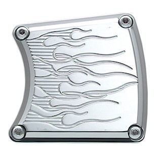 Joker Machine Flame Inspection Cover For Harley Touring 1985-2006