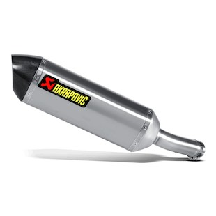 Akrapovic Slip-On Exhaust Yamaha FZ8 2010-2013