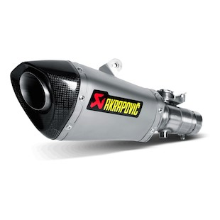 Akrapovic Homologated Slip-On Exhaust Yamaha R6 2010-2015