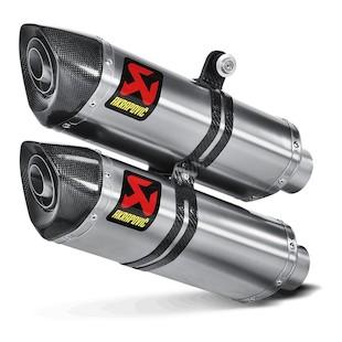 Akrapovic Slip-On Exhaust Ducati Streetfighter / S / SF / 848 2009-2014