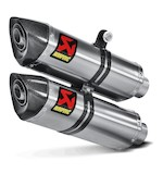 Akrapovic Slip-On Exhaust Ducati Streetfighter / S / SF / 848 2009-2014