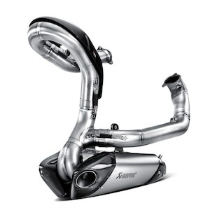 Akrapovic Evolution Exhaust System Ducati Panigale 899 / 1199 / 1299