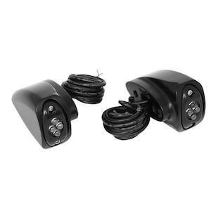 Joker Machine LED Turn Signal Marker Lights For Harley V-Rod