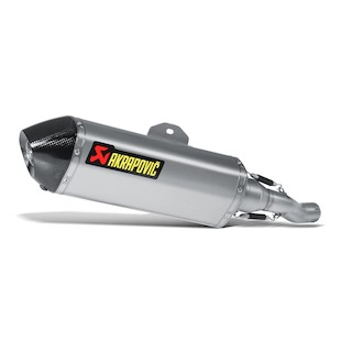 Akrapovic Slip-On Exhaust Honda CBR250R 2011-2013