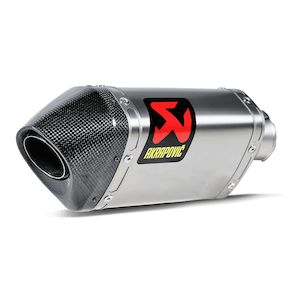 Akrapovic Slip-On Exhaust Ducati Multistrada 1200 / S 2010-2014