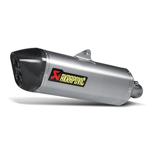 Akrapovic Slip-On Exhaust BMW K1200GT / K1300GT