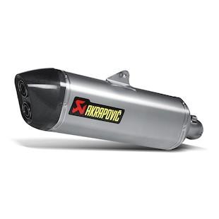 Akrapovic Slip-On Exhaust BMW K1200GT / K1300GT