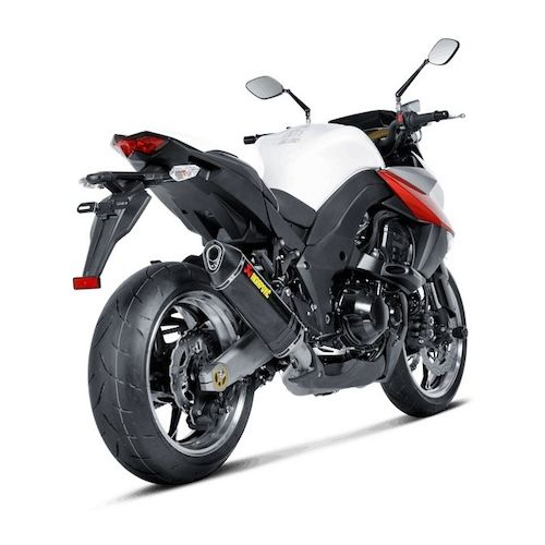 akrapovic racing exhaust system kawasaki z1000 ninja. Black Bedroom Furniture Sets. Home Design Ideas