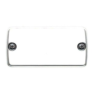 Joker Machine Smooth Front Master Cylinder Cover For Harley 1986-1995