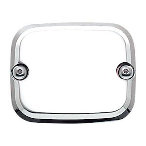 Joker Machine Smooth Front Brake Master Cylinder Cover For Harley 1996-2009
