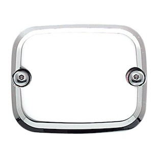 Joker Machine Smooth Front Master Cylinder Cover For Harley 1996-2009