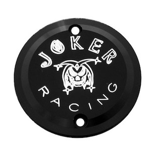 Joker Machine 2 Hole Points Cover For Harley Sportster 1986-2003