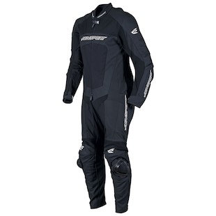 AGV Sport Strike 1-Piece Leather/Textile Race Suit
