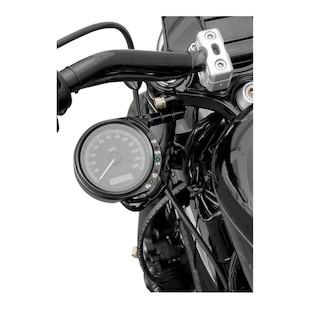 Joker Machine LED Speedo Relocation Bracket For Harley 883 Sportster 2007-2013