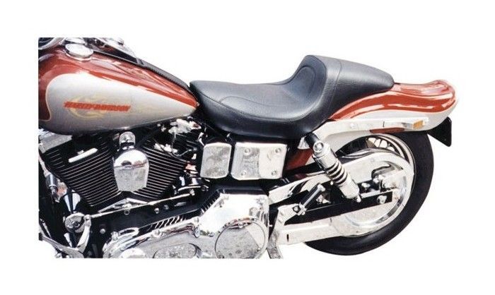 Mustang Fastback Seat For Harley Dyna 2006-2017   10% ($35 00) Off!