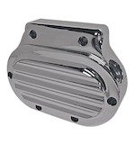 Joker Machine Finned Transmission Side Cover For Harley Big Twin 1987-2006