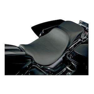 Danny Gray Weekday 2-Up XL Seat For Harley Dyna 2006-2017