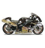Two Brothers M5 Shorty Bolt-On Exhaust Suzuki Hayabusa 1999-2007