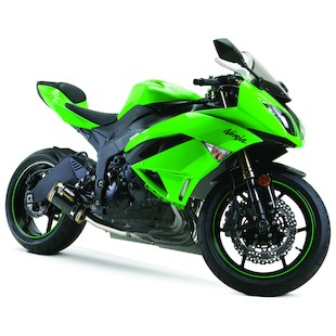 Two Brothers M-2 VALE Exhaust System Kawasaki ZX6R 2009-2014