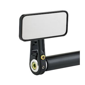 Joker Machine Rectangle Bar End Mirror